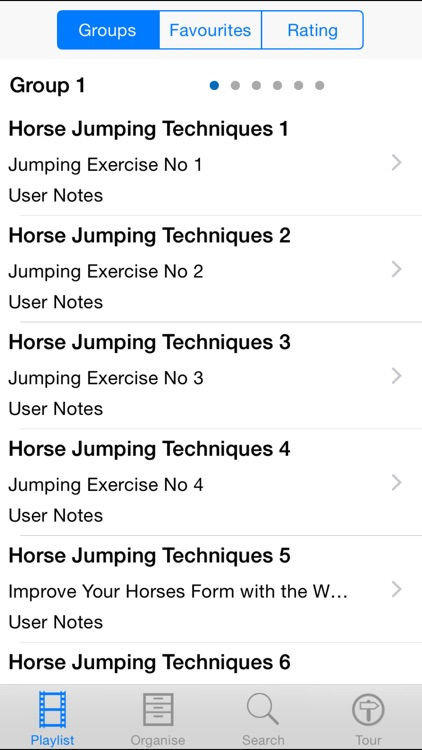 Horse Jumping Techniques screenshot-1