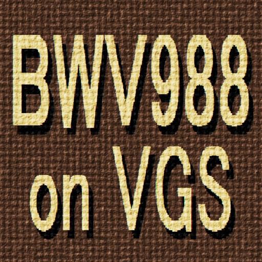 Goldberg Variations on VGS