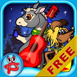 Bremen Town Musicians: Free Interactive Touch Book