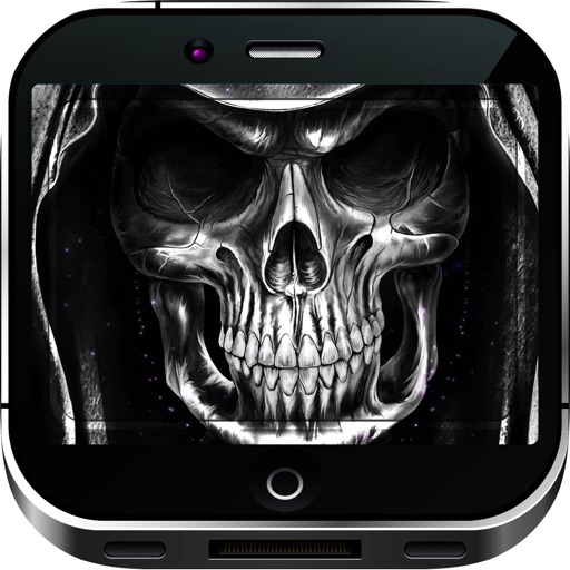 Skull Artwork Gallery HD – Art Color Wallpapers , Themes and Album Backgrounds