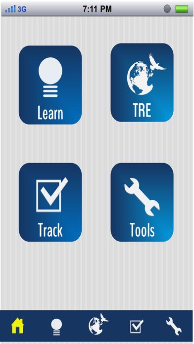 Screenshot for Stress Less TRE in Denmark App Store
