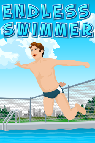 Endless Swimmer screenshot 1