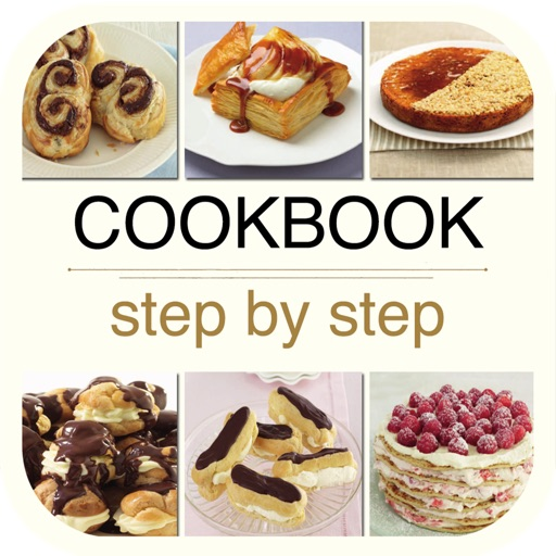 Baking Cookbook - Step by Step