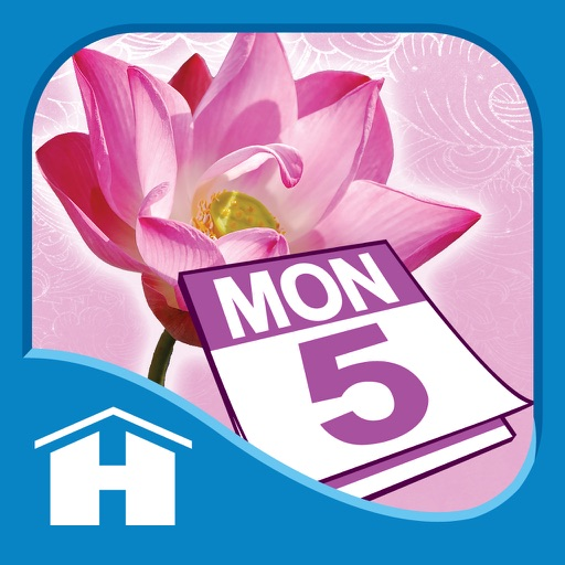 I Can Do It 2014 Calendar - Louise Hay icon