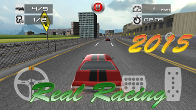本物のレース高速道路ドリフトポイントゾーン運転シミュレータD3のおすすめ画像1
