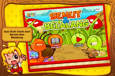 Download Cerita Anak Semut Dan Belalang App For Iphone And Ipad