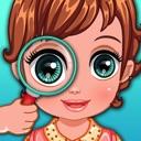 Little Baby School Time Hidden Objects