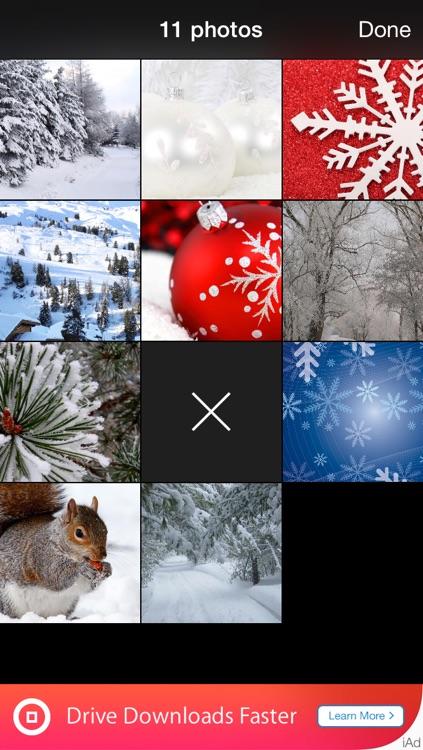 99 Wallpapers - Beautiful Christmas Backgrounds screenshot-3