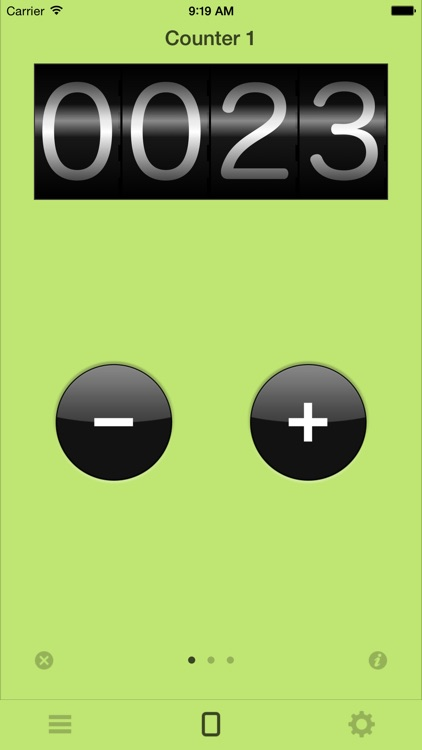 Tally Counter Pro