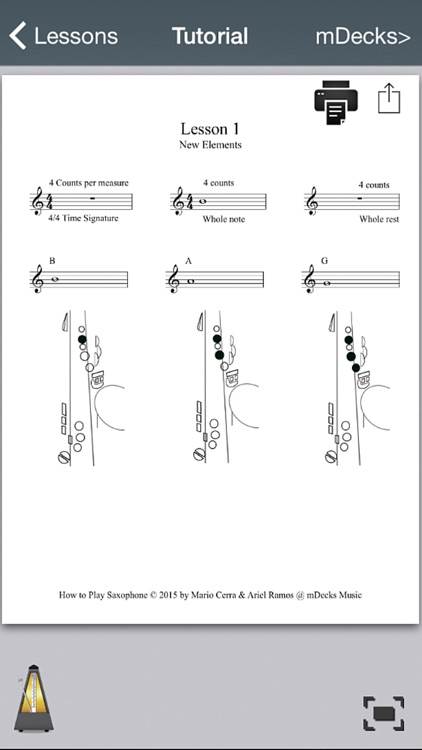 How to Play Saxophone by Mario Cerra screenshot-2