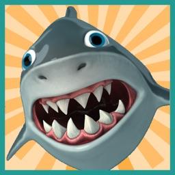 Shark Run 3D: Feeding Frenzy!