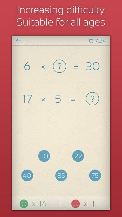 Math Practice 101: Addition, subtraction, multiplication, and division for kids