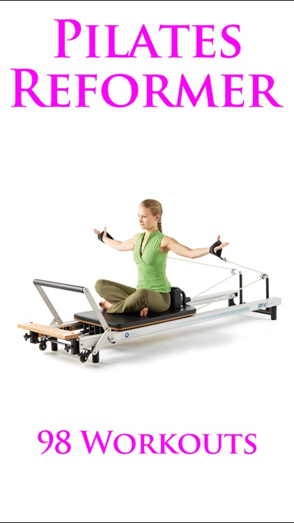 Pilates Reformer Workouts screenshot-0