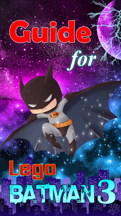 Guide for Lego Batman 3