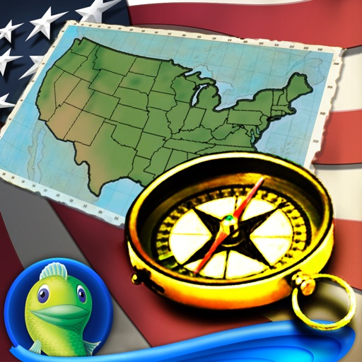 Antique Road Trip - American Dreamin' - Find hidden objects, solve puzzles, & seek games icon