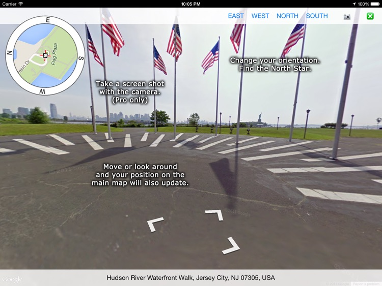 i.Map Pro Street Viewer