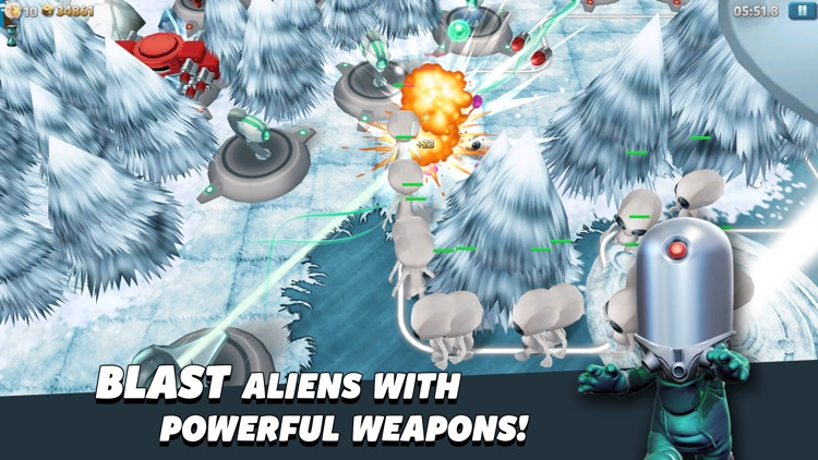 Tower Madness 2: #1 in Great Strategy TD Games screenshot-3