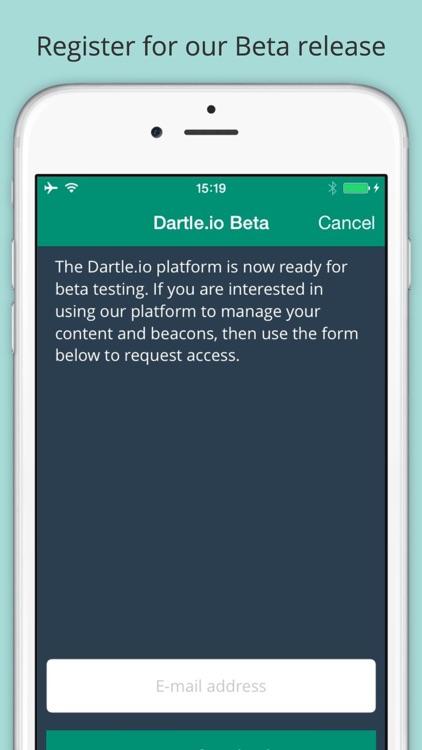 Dartle iBeacon Locator screenshot-3