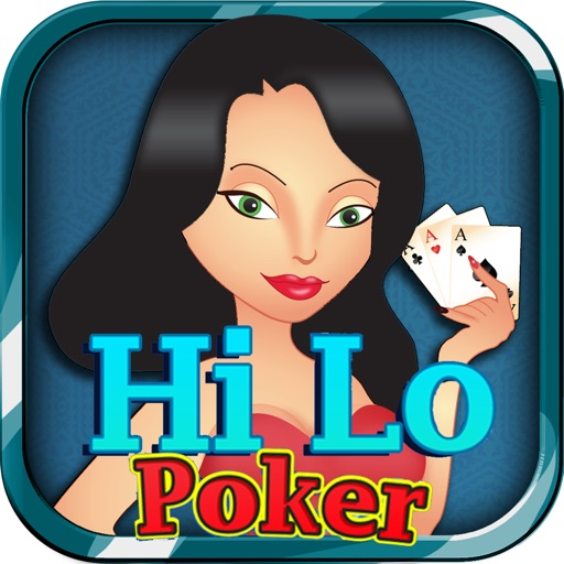 `Ace King Queen Hi Lo Card Poker Casino