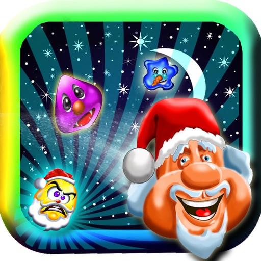 Merry Xmas Crazy Santa: Smash Santa With Reindeer & Snowman On 2015