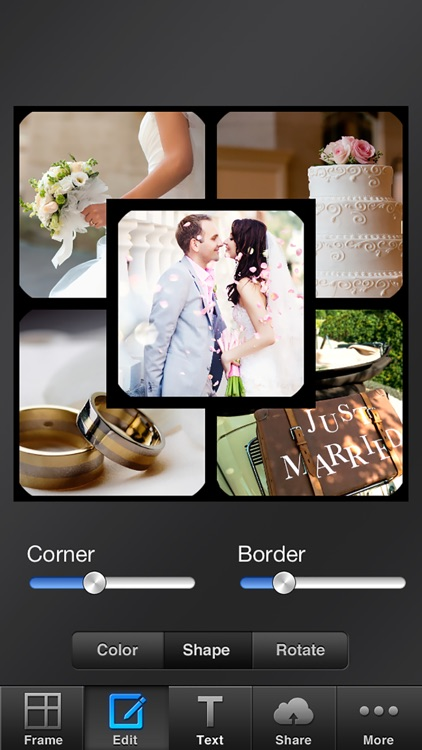 Frame It Free Picture Frame Collage Builder By Menlo Apps Llc