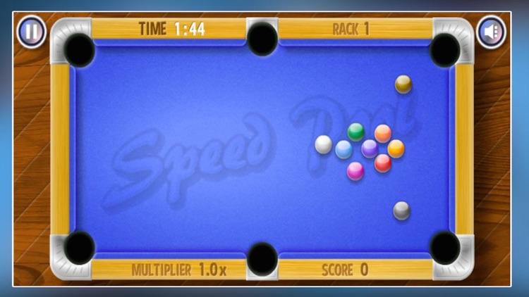 Super Speed Pool King Fun Game