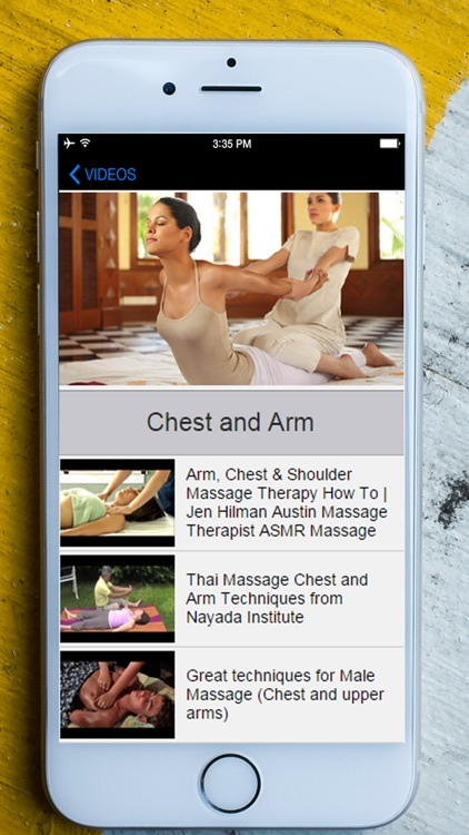 Thai Massage Plus screenshot-1