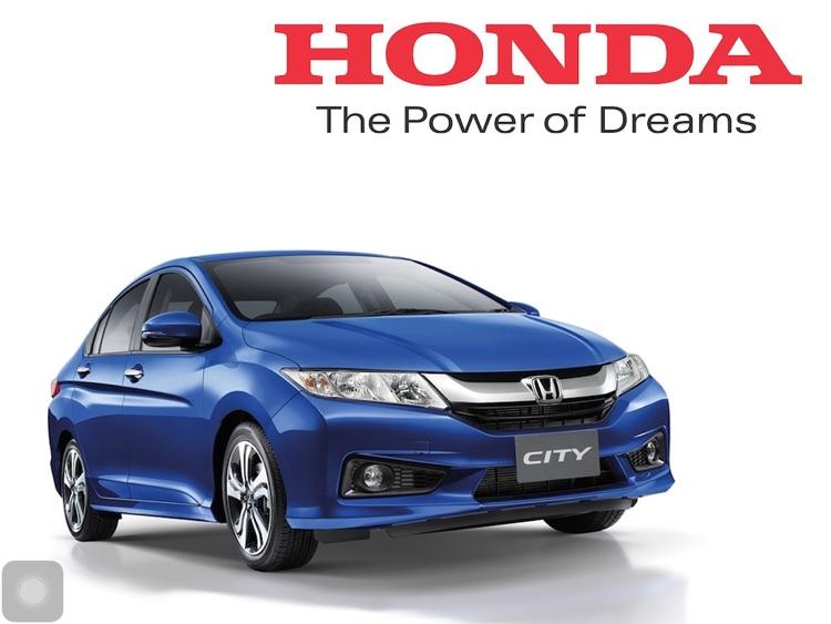 Honda City Showcase