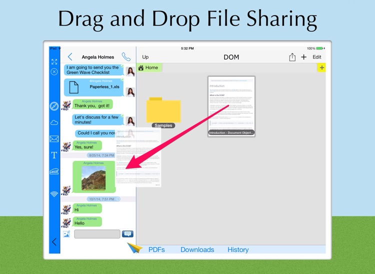 ViewChat PDF Reader with Instant PDF Converter - Best PDF collaboration tools! screenshot-4