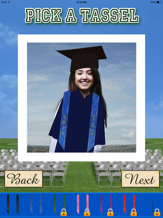 Graduate Me Graduation Picture Editor screenshot-1