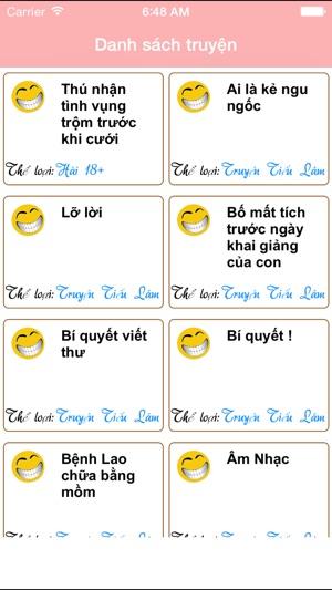 Truyen Cuoi - Have Fun