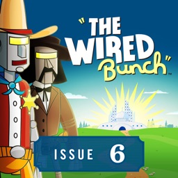 The Wired Bunch: Issue 6 - Interactive Children's Story Books, Read Along Bedtime Stories for Preschool, Kindergarten Age School Kids and Up
