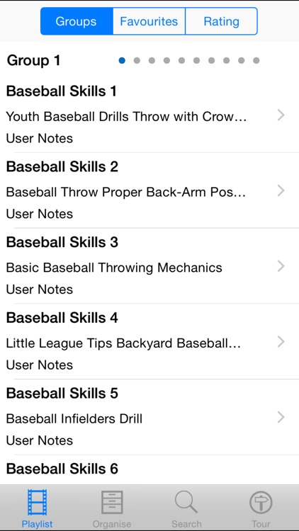 Baseball Skills screenshot-1