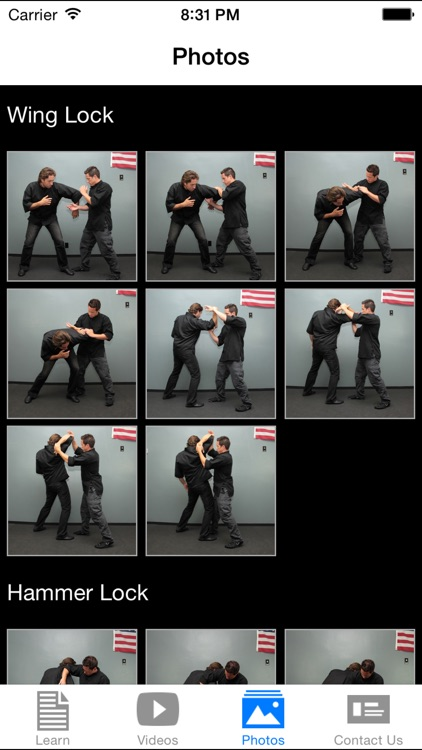 Large Arm Locks screenshot-2