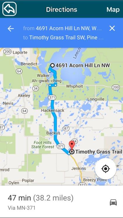 Minnesota Campgrounds & RV Parks screenshot-3