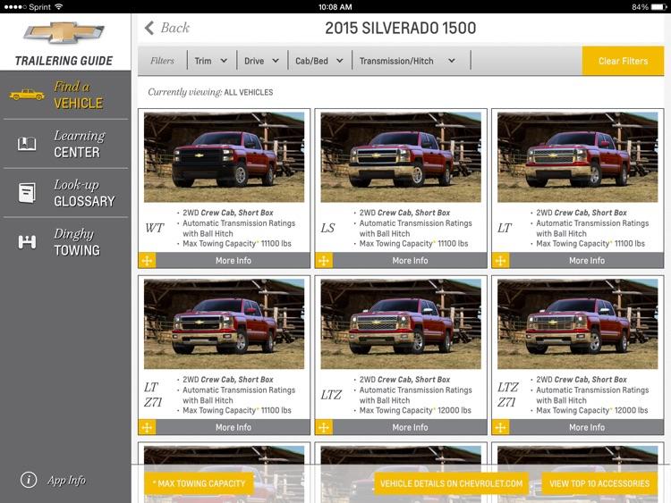 Chevrolet Trailering screenshot-3