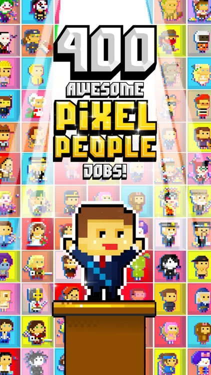 Pixel People screenshot-0