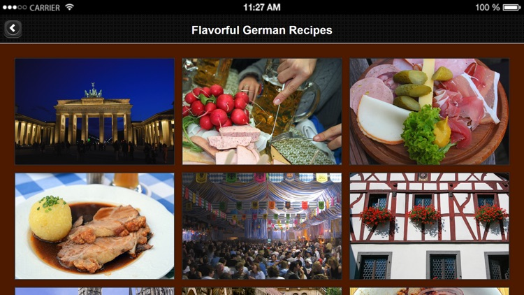 German Recipes from Flavorful Apps® screenshot-3
