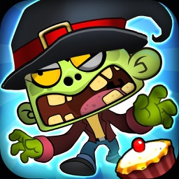 Number Chase - Math Vs Zombies - Math Games K4