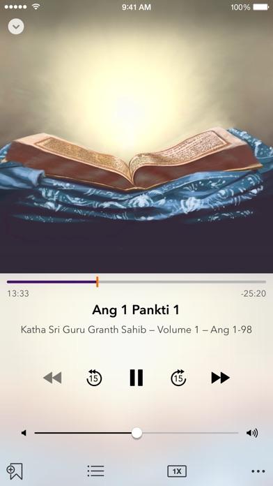 download Katha Sri Guru Granth Sahib by SikhNet apps 1