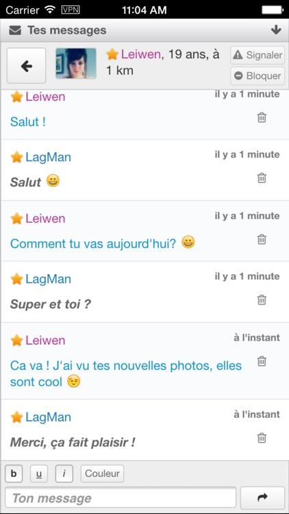 Inter chat