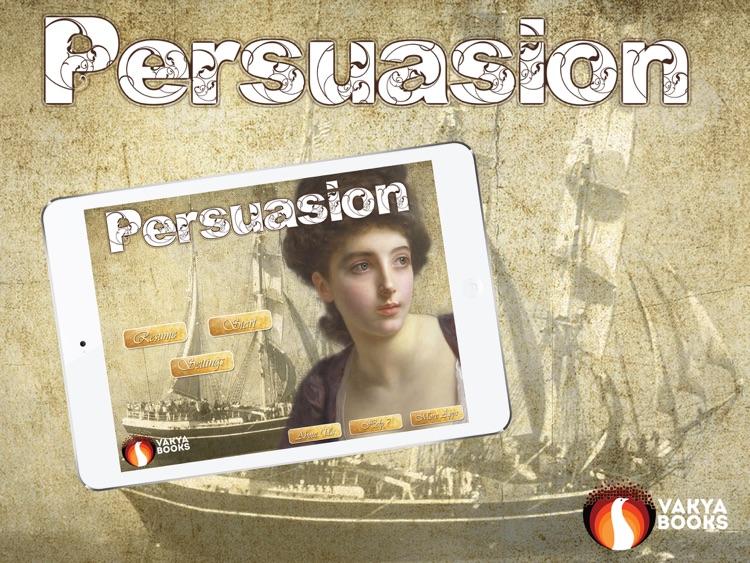 Persuasion - An English Classic