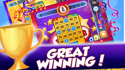 """ Ace Bingo Casino "" - New Heaven Of Pop Casino Games 2015 Screenshot on iOS"