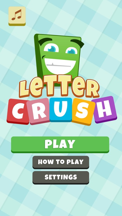 Letter Crush for Fun Word Puzzle and Crossword Addicts screenshot-3