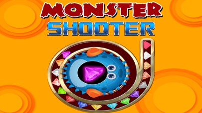 A Monster Diamond Shooter - Match Three Puzzle Maze screenshot one