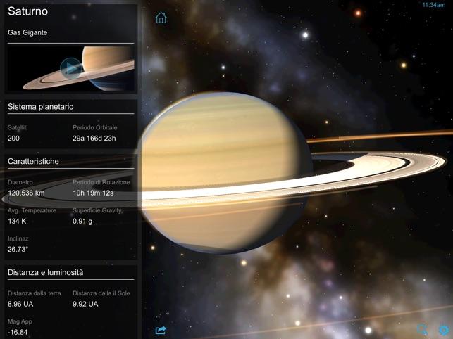 Mappa Stellare Su App Store