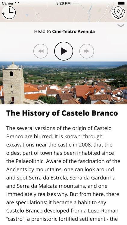 Castelo Branco - City Guide screenshot-4
