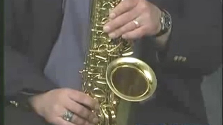 Learn To Play The Saxophone screenshot-3
