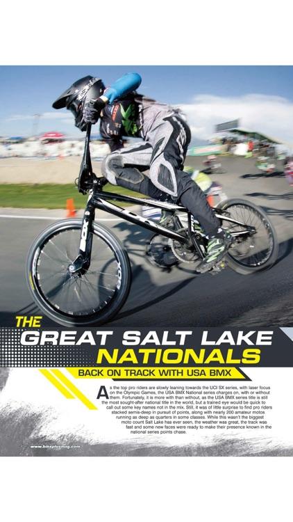 BMX PLUS! Magazine screenshot-3