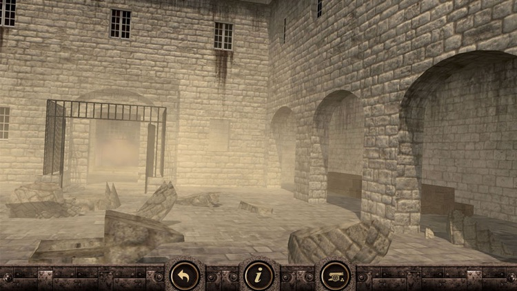 The Fortress of Bastille - VR Tour screenshot-2